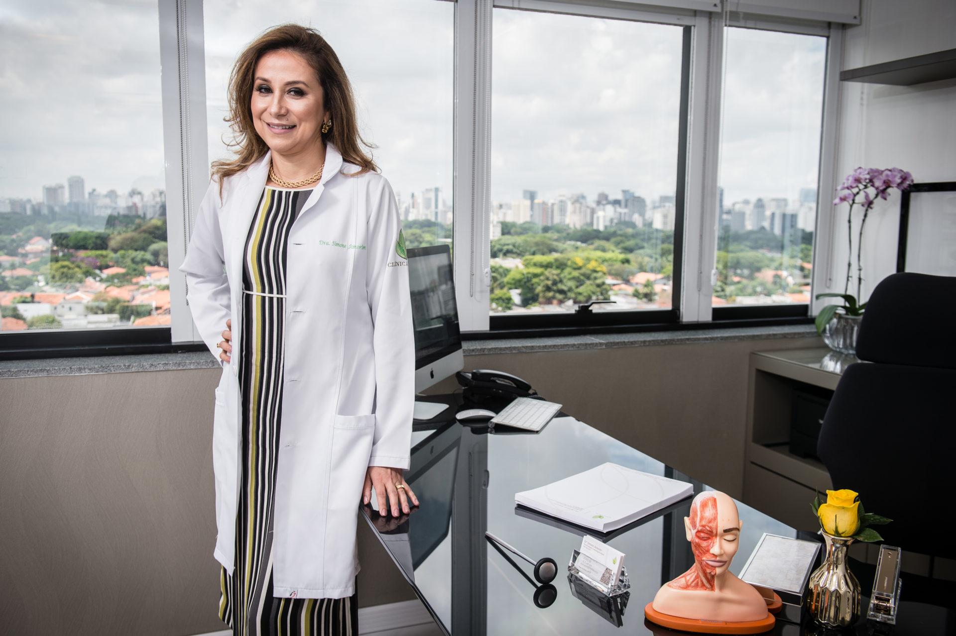 Dra Simone Amorim - tratamento da enxaqueca